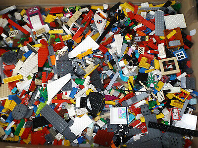 Lego  1000G Job Lot Collection Lots Of Nice Quality Parts.bases  Bricks Bars