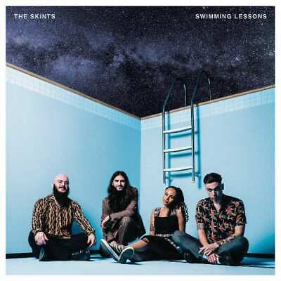 The Skints - Swimming Lessons - CD Album (Released 10th May 2019) Brand New