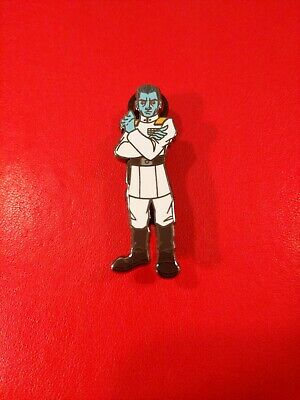 Grand Admiral Thrawn Pin Star Wars Celebration Chicago 2019 SWCC Exclusive