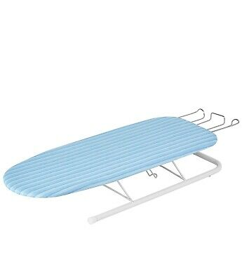 0c36ba93c5b7 Honey-Can-Do Tabletop Ironing Board with Retractable Iron Rest *New*