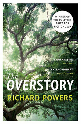 NEW The Overstory By Richard Powers Paperback Free Shipping
