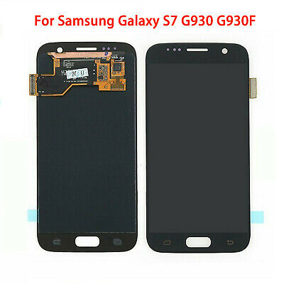 Black LCD Display Touch Screen Digitizer For Samsung Galaxy S7 G930 SM-G930F