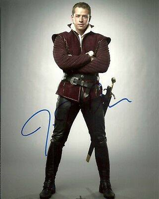 Josh Dallas Once Upon A Time Autographed Signed Photo Guarantee To Pass Coa Photographs