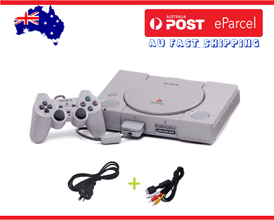 PLAYSTATION 1 CONSOLE + WARRANTY | MODCHIPPED | Audiophile PS1 |