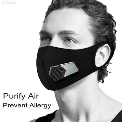 F215 N95 Electric Face Mask Fresh Air Healthy Body Smog Air Purifying Mask