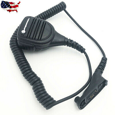 NEW LAPEL SHOULDER SPEAKER MIC FOR MOTOROLA XPR6550 APX7000 DGP6150 DGP6100 US