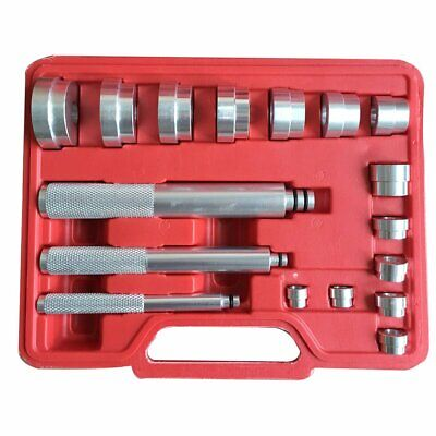 17PCS Bearing Race & Seal Driver Master Tool Set Aluminum Wheel Axle Set K#