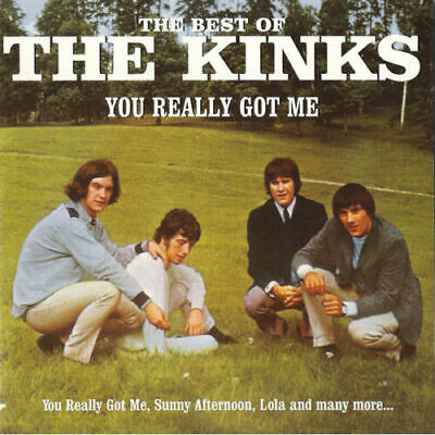 The Kinks - Best Of 20 Track CD Album Greatest Hits Collection Singles