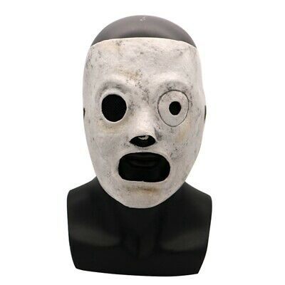 Slipknot Corey Taylor Cosplay Mask Latex Costume Props Adult Halloween Party US