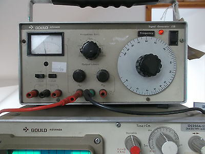 Gould Advance J3B Signal Generator Ex Mod Calibration Labs