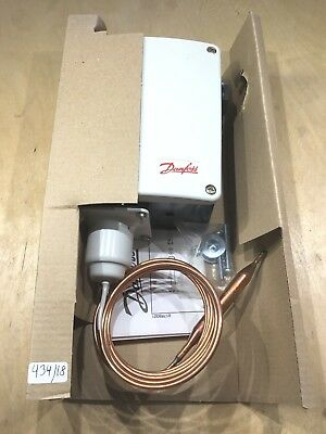 Danfoss Thermostat 120°- 215°   RT120 Temperature Differential           434/18