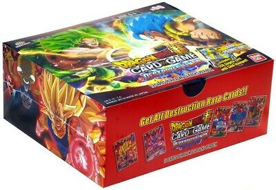Display Dragon Ball Super BT06 Boîte Destroyer Kings FR