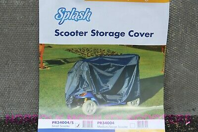 Small Mobility Scooter Powerchair Waterproof Weather Proof Cover - New