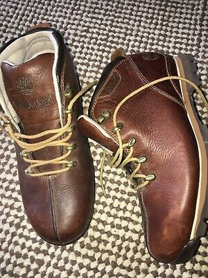 95df226401c VINTAGE HAWKINS HELVELLYN Brown Leather Walking Hiking Boots 5 ...