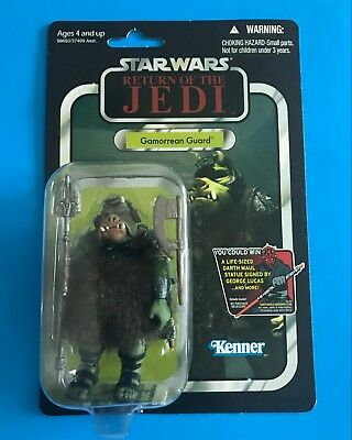 2019 Star wars vintage collection VC21 Gamorrean Guard Comme neuf on Card