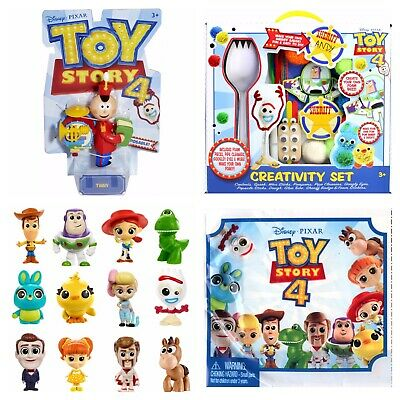 Disney Pixar Toy Story 4 Toys Tinny Or Mystery Minis Series 1 Or Make Forky Set