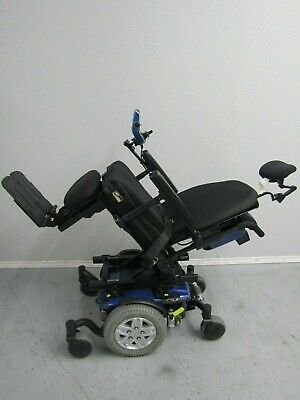 Quantum Edge Wheelchair,Power Tilt,Recline And Legrest.