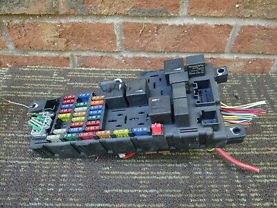 volvo s60 s80 v70 v70xc xc90 fuse box relay junction block 04 2004 8678449