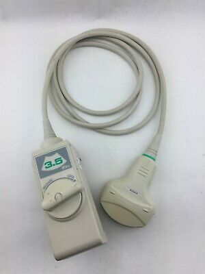 Aloka UST-979-3.5 Medical Ultrasound Transducer Probe Convex Multi-Frequency