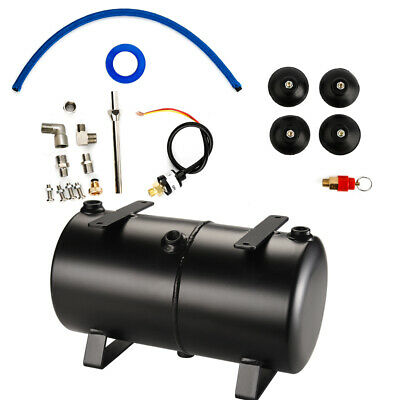 OPHIR 3.5L Air Tank  with Adapters for Air Compressor Airbrush Kit Hobby Model