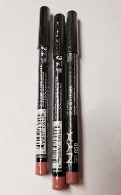 2 Pencil Lot Nyx Lip Liner Pencil Spl854 Pale Pink Unsealed Eur 7