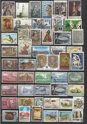 Q865-Lote Sellos Grecia Sin Tasar,Greece Stamps Lot Without Pricing Griechenland
