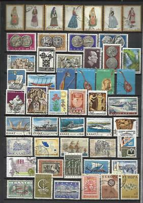 Q866-Lote Sellos Grecia Sin Tasar,Greece Stamps Lot Without Pricing Griechenland