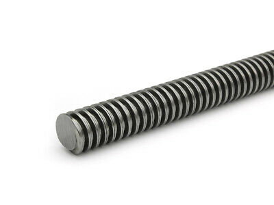 Trapezoidal Threaded Spindle RTS Tr 32x6 Right 39,50/M + 0,25 Eur pro Cut)