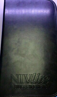 TD JAKES NIV Live A Bible Experience Audio Bible 79 CD's, 1DVD