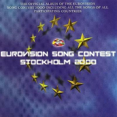 Various Artists - Eurovision Song Contest, Stockholm 2000 - CD album
