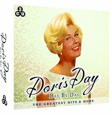 Doris Day Day by Day 3 CD Box Set - The Greatest Hits & More - New