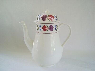 Adams Old Colonial Large Coffee Pot 1.620 Litre - chip base