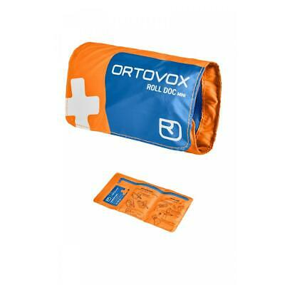 Ortovox First Aid Roll Doc Mini, Shocking Orange