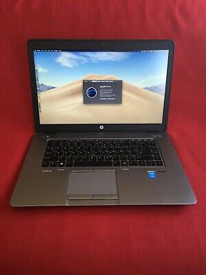 HP ELITEBOOK 820 G2 i7-5600U@2 60GHz 4GB RAM 128GB SSD