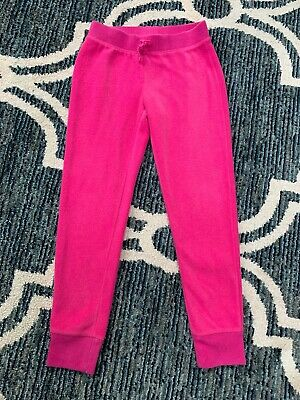 GAP Kids Girls Festive Studded Jogger Marl Sweat Pants Pink Size M 8