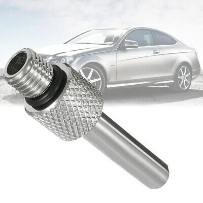1Pc Auto Car Silver Transmission Service Filler Adapter For Mercedes Benz 722.9