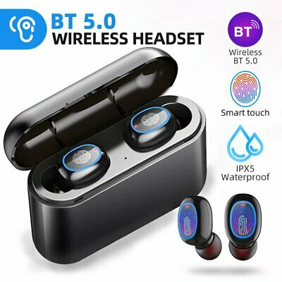 Bluetooth Headphones in ear Headset For iPhone Android Samsung Wireless Earbuds