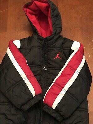 MICHAEL JORDAN Puffer Jacket Size 24 Months AWESOME
