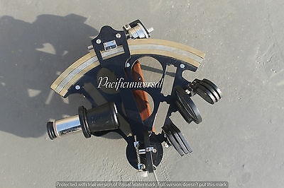 """8"""" Collectible Designer Sextant Maritime Ships Instrument Royal Navy Item."""