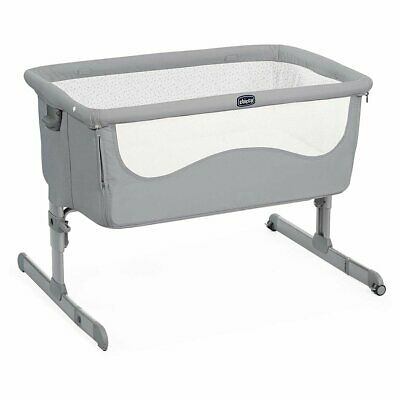 Chicco Next 2 Me Pearl Side Sleeping Crib Baby Crib NEW FAST DELIVERY 2019