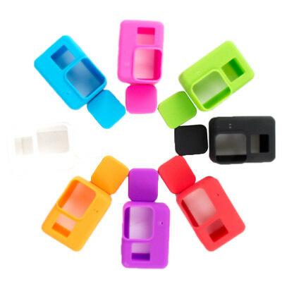 accessories silicone Lens protective cover cap for  Hero 7 6 5 Black new.