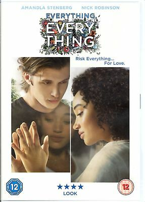 Everything, Everything - DVD - Amandla Stenberg, Nick Robinson, Anika Noni Rose
