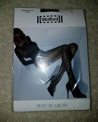 d106ecd5515 NIB NEW WOLFORD Velvet Tanga Womens Panties Cream Tan XS 60902 ...
