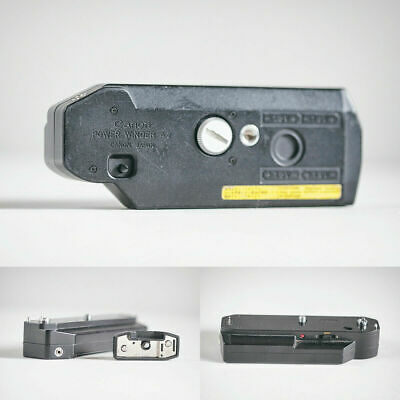 Canon Power Winder A 2 A-2 A2 - A-1 AE-1 AT-1 AV-1 - Sauberer Zustand