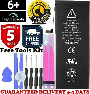 Replacement Battery for iPhone 6Plus with Tool Kit 4 Year Warranty+ oem tool kit