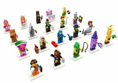 Lego Figurine Minifigure The Lego Movie 2 - Série 71023 - Choose Minifig