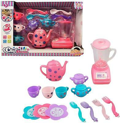 Girls Hair Nails Lips Beauty Make up Salon Play Kit Toy Set Kit UK SELLER