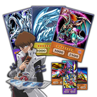 Yugioh Seto Kaiba OriCa Battle City Anime Style Deck