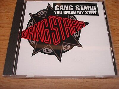 GANG STARR - You Know My Steez / So Wassup?! (12