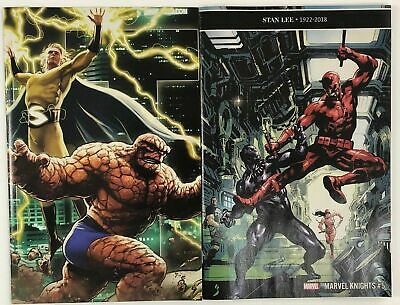 Marvel Knights 20th 1 2 3 4 5 6 Marvel comics Connecting Cover Variant Set